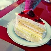 สตอเบอรรี่ชีสเค้ก