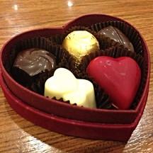 Chocolate Valentine Set