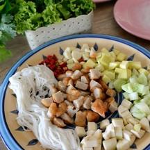 บุนนาค อาหารเวียดนาม ถนนพุทธบูชา สาขา 1