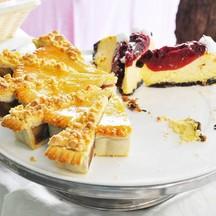 เค้กและขนมต่างๆเวียนๆกันไปค่ะ
