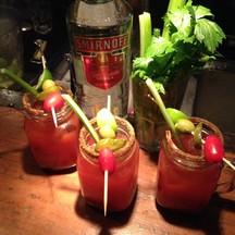 อร่อยกับ Cocktail ที่มีชื่อว่า Caesar Drink คับผม