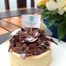 Kahlua Chocolate Tart