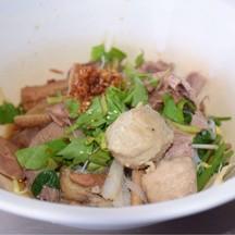 เล็กแห้งเนื้อรวม (60฿)