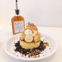 Banoffee Hotcake