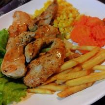 สเต็กไก่