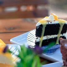 chocolate-orange cake