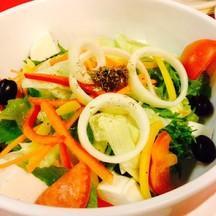 Greek salad 210++