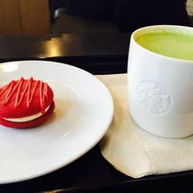 Green Tea :)
