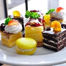 เค้ก มาการอง อร่อย