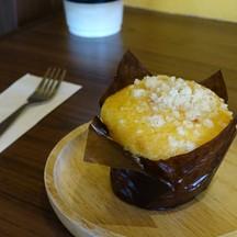 Mandarin Muffin 50.- บาท อร่อย ฝุดๆๆ