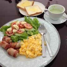 ไข่กวนมื้อเช้า