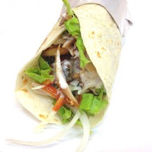 Tortilla Wrap (฿60)