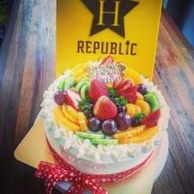 H Republic Cafe