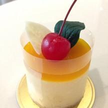 Mango Cheese Cake 90