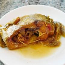 ปลาตะเพียนต้มเค็ม