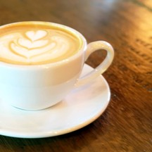 Latte Art สวยงาม !!