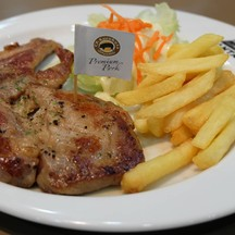 Santa Fe' Steak เซ็นทรัลพลาซา ปิ่นเกล้า ชั้น G