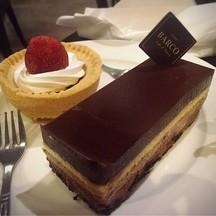 ช็อกโกแลตซีสเค้ก Barco