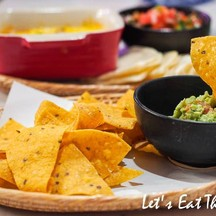 Chips and Guacamole (Regular - ฿200++)