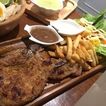 Pork Steak