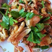น้ำยำอร่อย กุ้ง ปู ปลา สดมาก ชอบบบ