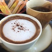 กาแฟไม่มีตกหล่น ^^ ใช้ได้เลย