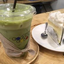 ชาเขียว มัทฉะ ลาเต้