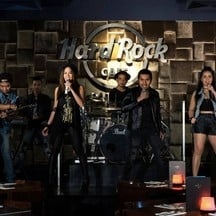 Hard Rock Cafe - Hard Rock Hotel Pattaya