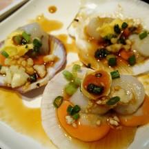 หอยเชลล์สดดีมาก