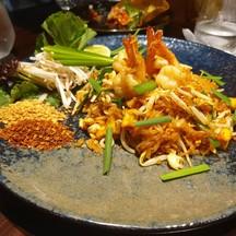 รสชาติผัดไทยแท้ๆสูตรต้นตำรับ