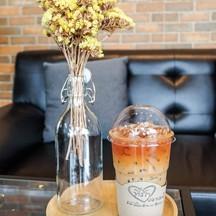 กาแฟเอสเปสโซ่เข้มข้น หอมกลิ่นชาไทย