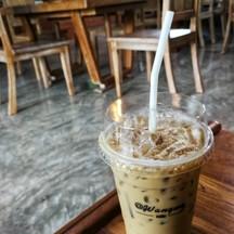 ตัว signature ของร้านเป็นกาแฟเอสเพรสโซ่