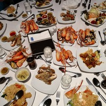 อาหารอร่อยเกินคาด อาหารทะเลสดจริงๆ