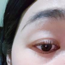Eye lash lifting