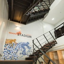 ภาพ : FB Siam Stadium Hostel