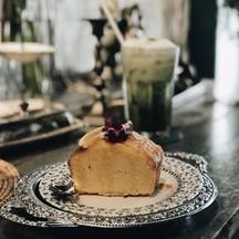 Lemon Cake รสหวานอมเปรี้ยว กินคู่กับชาเขียวมัทฉะเข้ากันสุดๆ