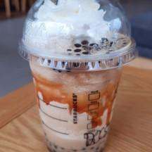 เนียนละไมตามสไตล์ Frappe, coffee pearl แตกน้ำไหล 555+ หอม หวานหนักๆจ๊ะ