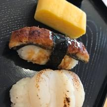 สั่ง3อย่าง ไข่หวาน ปลาไหล หอยเชลล์