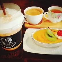ทานคู่กับชาเย็น กาแฟหอมๆ อร่อยยยย