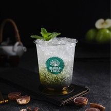 Toffee Apple Green Tea ( ชาเขียวทอฟฟี่แอปเปิลโซดา)