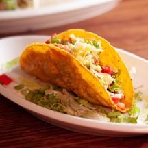 Taco แป้งกรอบ