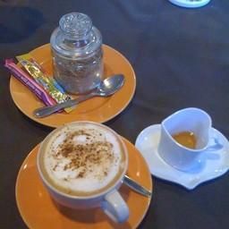 คาปู+น้ำผึ้ง