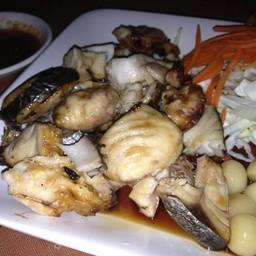 ปลาอินทรีย์ย่างรสชาติ คล้ายปลาซาบะ