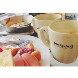 อาหารเช้า 👍👌☀