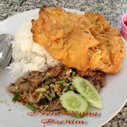 อาหารตามสั่งธงฟ้า ธนบุรี