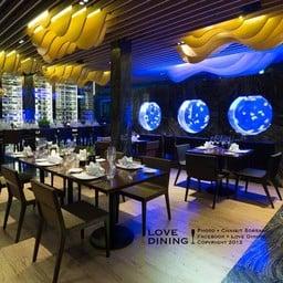 Ruffino Restaurant & Lounge Centara Grand Phratamnak Pattaya