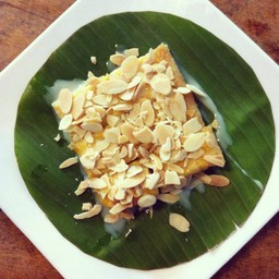 Almond Cheese Rotee ;)