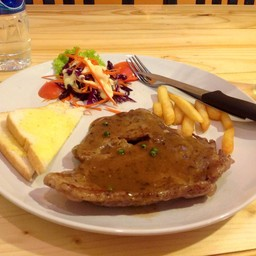 หนึ่งเจ้าฟ้า dallas&steak