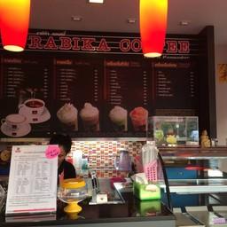 Rabika Coffee ปั๊มเชลล์สาขาศรีราชา