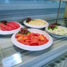 Fusion Buffet Dinner Centara Hotel HatYai
